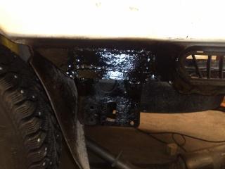 """Eriksson - Ford Sierra Turbo -88  """"The End""""  eller hittar jag en ny kaross?  - Sida 12 20100219"""