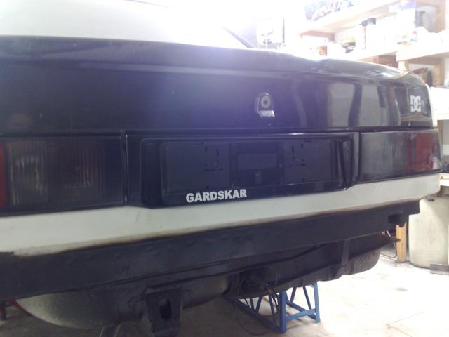 """Eriksson - Ford Sierra Turbo -88  """"The End""""  eller hittar jag en ny kaross?  - Sida 12 20100222"""