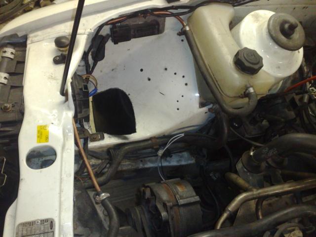 """Eriksson - Ford Sierra Turbo -88  """"The End""""  eller hittar jag en ny kaross?  - Sida 12 20100310"""