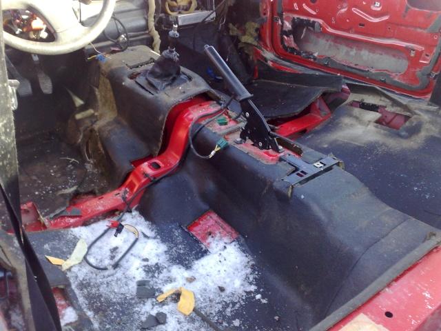 """Eriksson - Ford Sierra Turbo -88  """"The End""""  eller hittar jag en ny kaross?  - Sida 12 20100311"""