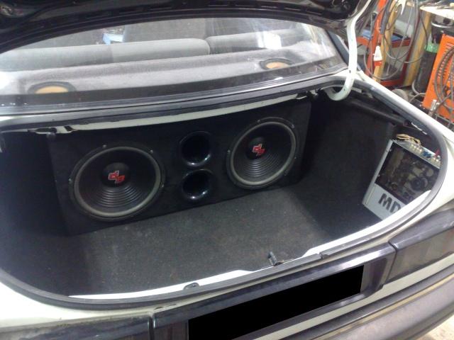 """Eriksson - Ford Sierra Turbo -88  """"The End""""  eller hittar jag en ny kaross?  - Sida 13 20100412"""