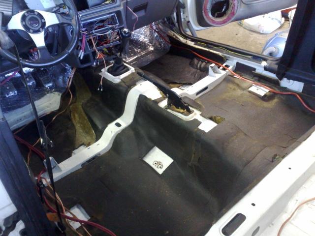 """Eriksson - Ford Sierra Turbo -88  """"The End""""  eller hittar jag en ny kaross?  - Sida 13 20100414"""