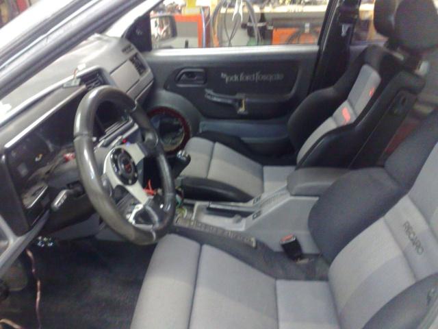 """Eriksson - Ford Sierra Turbo -88  """"The End""""  eller hittar jag en ny kaross?  - Sida 13 20100422"""