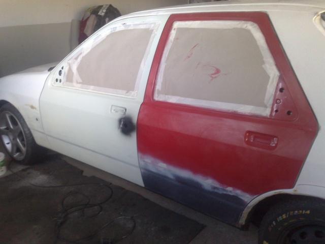 """Eriksson - Ford Sierra Turbo -88  """"The End""""  eller hittar jag en ny kaross?  - Sida 13 20100512"""