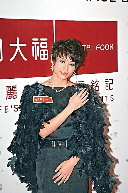 [11 January 2009] Myolie at Chow Tai Fook Race Day (updated) 20090112
