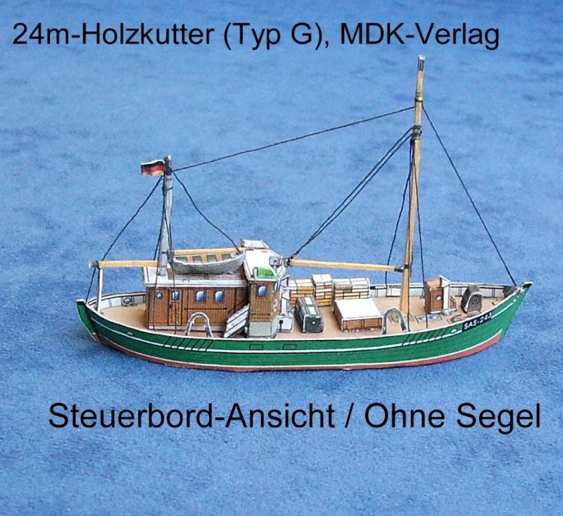 24 m Kutter Gestaltungsvorschlag / MDK Bild_210