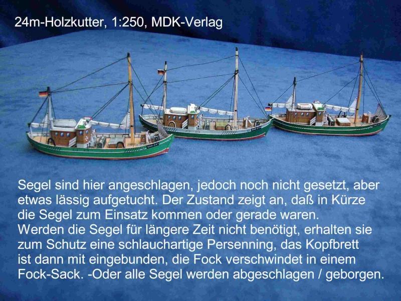24 m Kutter Gestaltungsvorschlag / MDK Bild_310