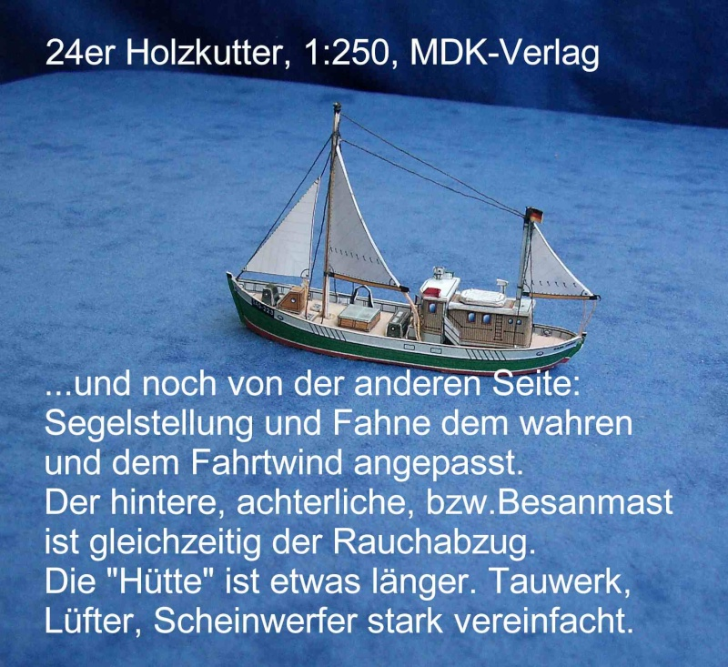 24 m Kutter Gestaltungsvorschlag / MDK Bild_610