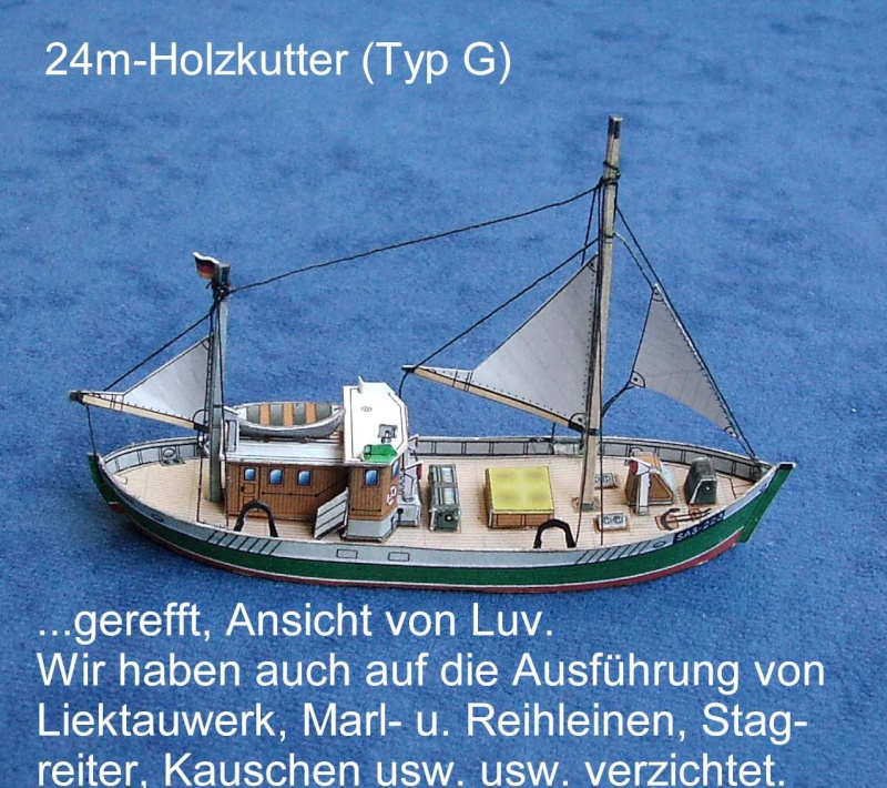 24 m Kutter Gestaltungsvorschlag / MDK Bild_810