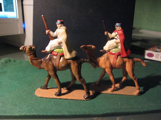 brelage, bayonette et cartouchière méhariste Marine55