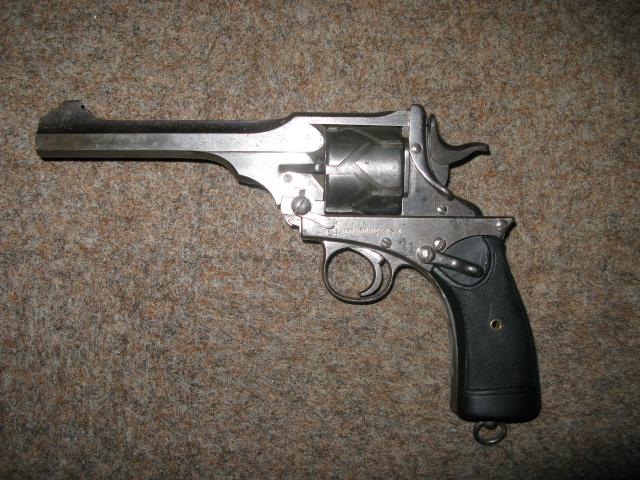 Revolver Webley MK VI Paieme32
