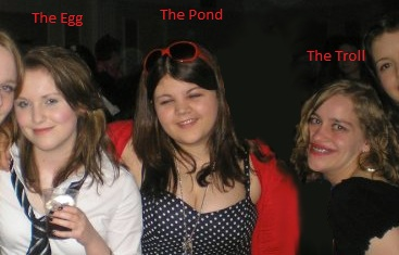 The Egg, The Pond or The Troll Epg10