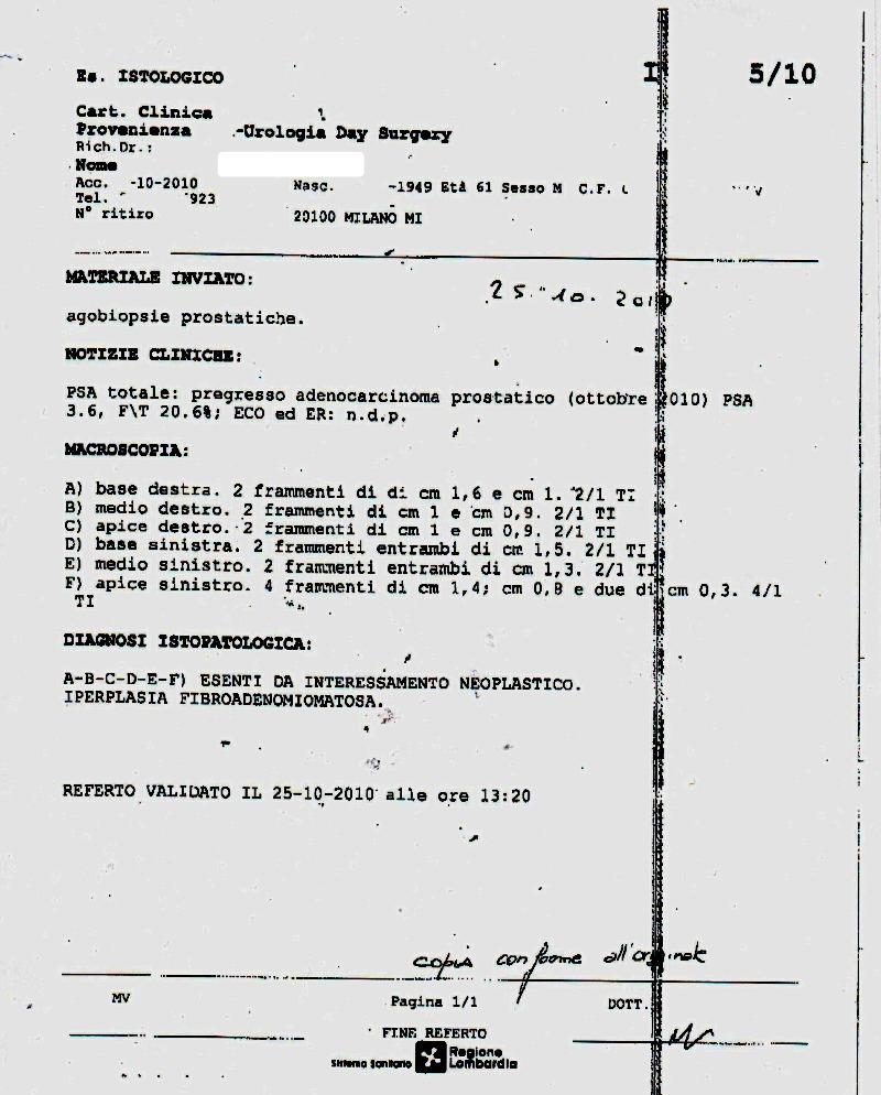 Escozul-Vidatox primo caso documentato di remissione  Riccar11