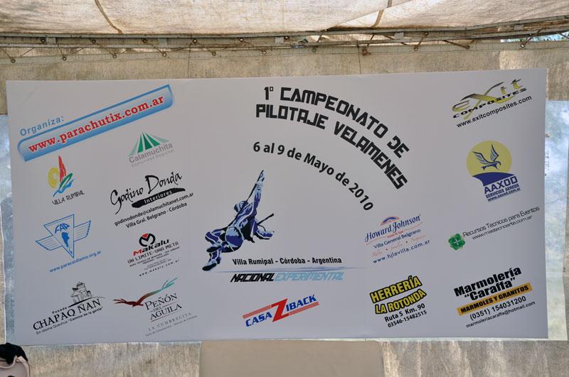 Campeonato Encuentro en Rumipal Panel110