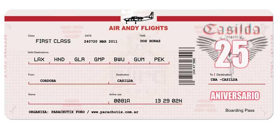 Caravan Trip Ticket! Ticket10
