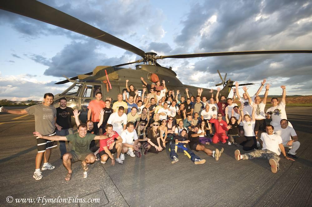 Entrenamiento Brasilero de helicopteros COUGAR!!!! Resumen y fotos. Www-fl12