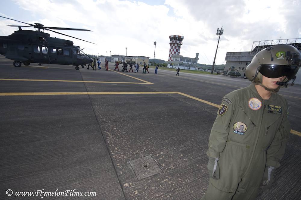 Entrenamiento Brasilero de helicopteros COUGAR!!!! Resumen y fotos. Www-fl16