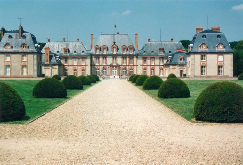 Visite au château d'Ambleville Breteu10