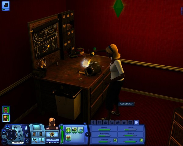 Les Sims 3 : 2eme Add on : Ambitions Invent11