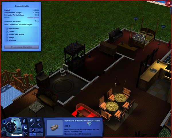 Les Sims 3 : 2eme Add on : Ambitions Renova10