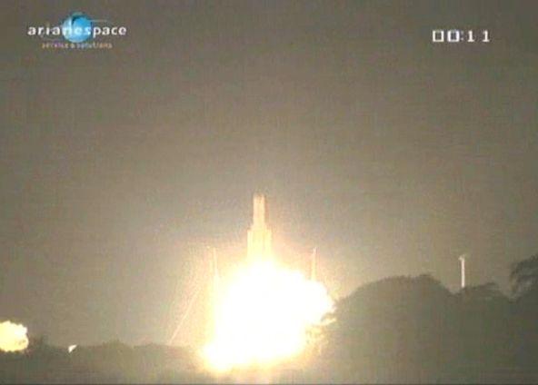 Ariane 5 ECA V194 / Astra-3B & ComsatBW-2 (21/05/2010) - Page 17 Capt_132