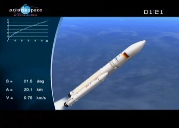 Ariane 5 ECA V194 / Astra-3B & ComsatBW-2 (21/05/2010) - Page 17 Capt_141