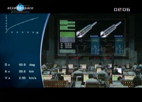 Ariane 5 ECA V194 / Astra-3B & ComsatBW-2 (21/05/2010) - Page 17 Capt_142
