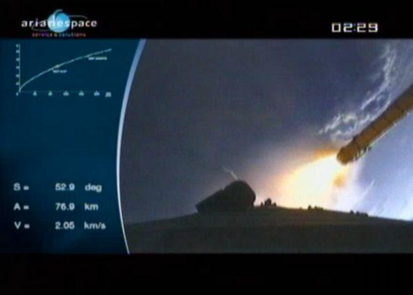 Ariane 5 ECA V194 / Astra-3B & ComsatBW-2 (21/05/2010) - Page 17 Capt_143