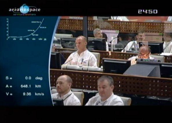 Ariane 5 ECA V194 / Astra-3B & ComsatBW-2 (21/05/2010) - Page 17 Capt_152