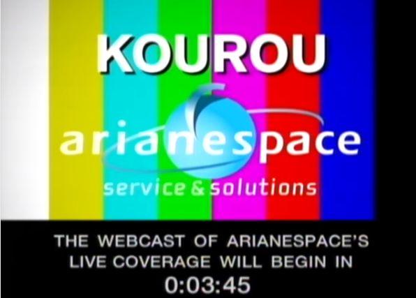 Ariane 5 ECA V195 : Arabsat 5A + COMS 1 (26/06/2010) - Page 10 Capt_179