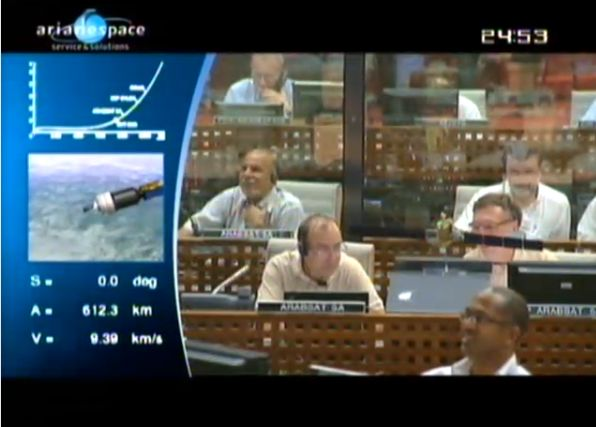 Ariane 5 ECA V195 : Arabsat 5A + COMS 1 (26/06/2010) - Page 11 Capt_206