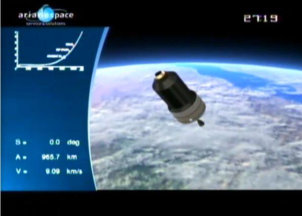 Ariane 5 ECA V195 : Arabsat 5A + COMS 1 (26/06/2010) - Page 11 Capt_209