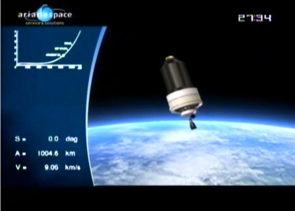 Ariane 5 ECA V195 : Arabsat 5A + COMS 1 (26/06/2010) - Page 11 Capt_210