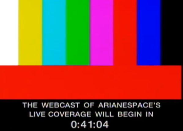 Ariane 5 ECA V195 : Arabsat 5A + COMS 1 (26/06/2010) - Page 4 Captur11