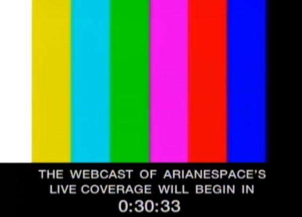 Ariane 5 ECA V195 : Arabsat 5A + COMS 1 (26/06/2010) - Page 10 Captur14