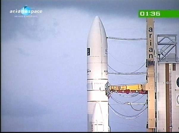 Ariane 5 V199 (Hispasat-1E + Koreasat 6) - 28.12.2010 - Page 3 Vlcsn110