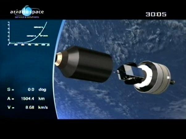 Ariane 5 V199 (Hispasat-1E + Koreasat 6) - 28.12.2010 - Page 3 Vlcsn121