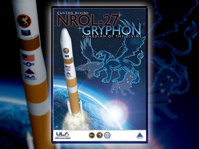 Delta IV  NROL-27 lancement le 11 mars 2011 Vlcsn138