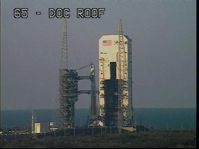 Delta IV  NROL-27 lancement le 11 mars 2011 Vlcsn140