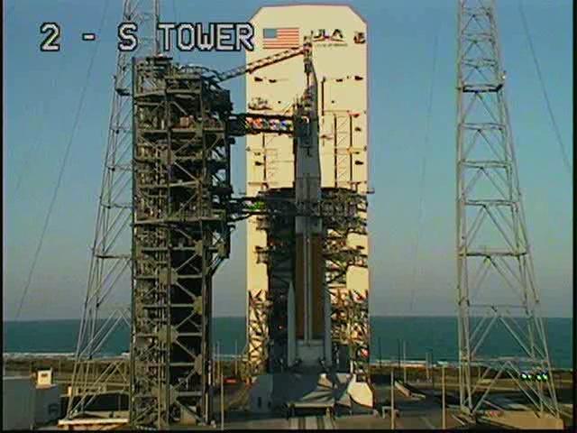 Delta IV  NROL-27 lancement le 11 mars 2011 Vlcsn143