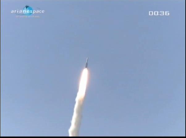 Ariane 5 ECA V198 / Hylas 1 + Intelsat 17 (26/11/2010) - Page 2 Vlcsn426