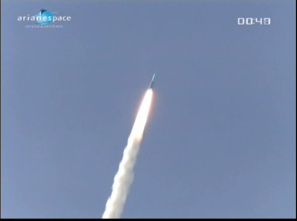 Ariane 5 ECA V198 / Hylas 1 + Intelsat 17 (26/11/2010) - Page 2 Vlcsn427
