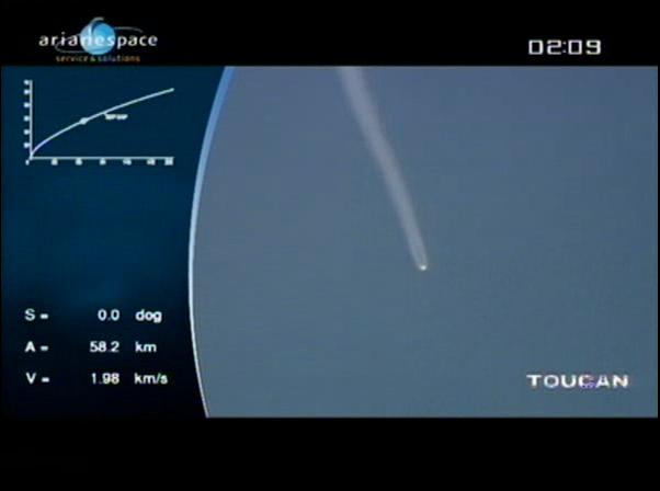 Ariane 5 ECA V198 / Hylas 1 + Intelsat 17 (26/11/2010) - Page 2 Vlcsn430