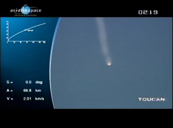 Ariane 5 ECA V198 / Hylas 1 + Intelsat 17 (26/11/2010) - Page 2 Vlcsn432