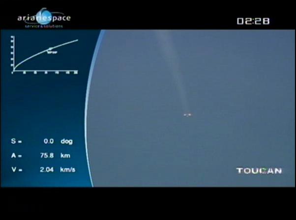Ariane 5 ECA V198 / Hylas 1 + Intelsat 17 (26/11/2010) - Page 2 Vlcsn435