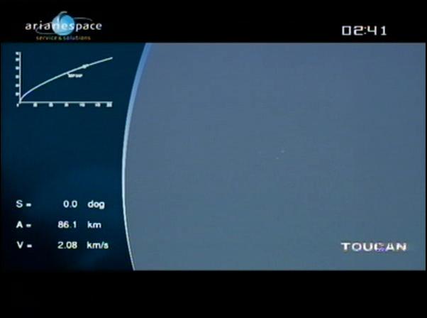 Ariane 5 ECA V198 / Hylas 1 + Intelsat 17 (26/11/2010) - Page 2 Vlcsn437