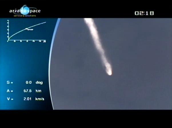Ariane 5 V199 (Hispasat-1E + Koreasat 6) - 28.12.2010 - Page 3 Vlcsn531