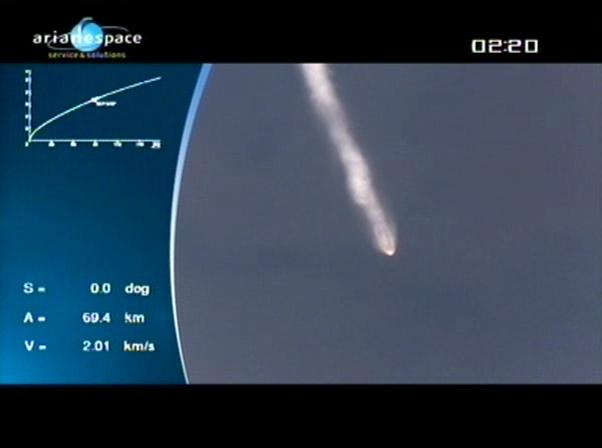 Ariane 5 V199 (Hispasat-1E + Koreasat 6) - 28.12.2010 - Page 3 Vlcsn532