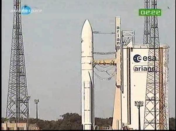 Ariane 5 ECA V198 / Hylas 1 + Intelsat 17 (26/11/2010) - Page 2 Vlcsna81