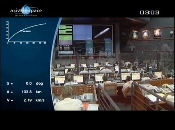 Ariane 5 ECA V198 / Hylas 1 + Intelsat 17 (26/11/2010) - Page 2 Vlcsna91